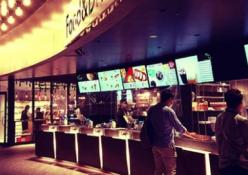 """""""ジャズ""""をコンセプトにした横浜HUMAXシネマズが本日リニューアルオープンします。"""