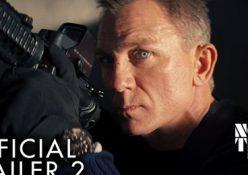 『007/ノー・タイム・トゥ・ダイ』(11/20金曜日公開)の米国版新予告編が公開されましたよ!
